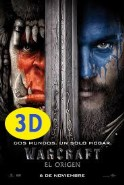 Warcraft: El origen (DIGITAL 3D)