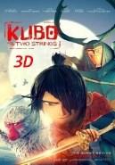 Kubo y las dos cuerdas mágicas Digital 3D