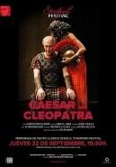 TEATRO CLASICO : (VOSE) CESAR Y CLEOPATRA