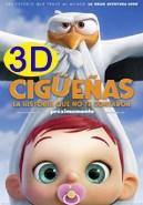 Cigüeñas (DIGITAL 3D)