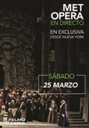 Ópera: Idomeneo MET LIVE 16-17