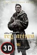 Rey Arturo: La leyenda de Excalibur (3D)