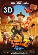 Tadeo Jones 2. El secreto del rey Midas (3D)