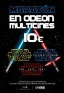 Star Wars: MARATÓN Episodios VII y VIII