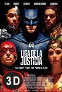 Liga de la Justicia - 3D