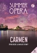 OPERA CARMEN (SIDNEY) VERANO 2018