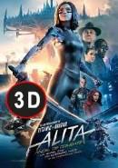 Alita: Angel de combate (3D)