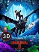 Cómo entrenar a tu dragón 3 (3D)